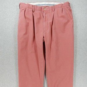 Polo Ralph Lauren Classic Fit Pleated  Chino Pants